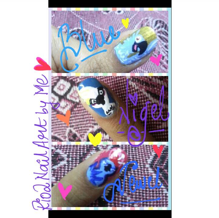 Rio 2 movie nail art-1399498247695.jpg
