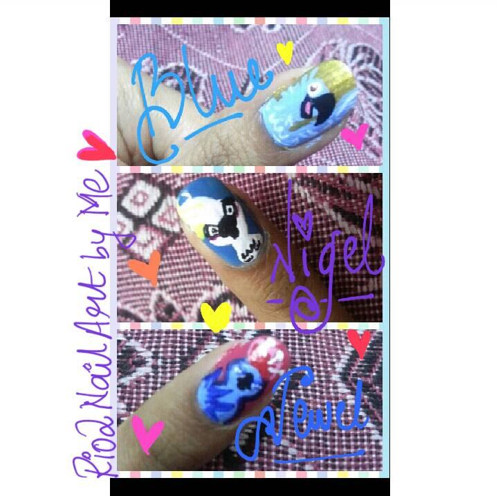 Rio 2 movie nail art-1399498247695.jpg