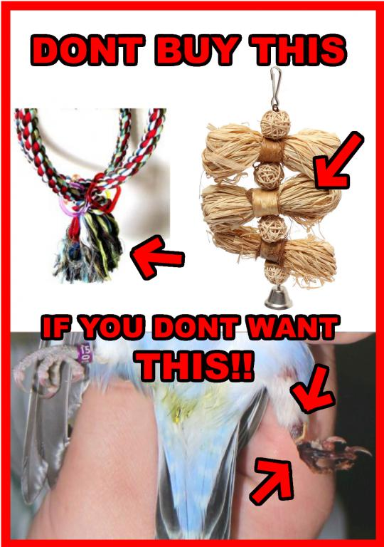 A reminder for us all!//GRAPHIC PHOTOS-dontbuy.jpg