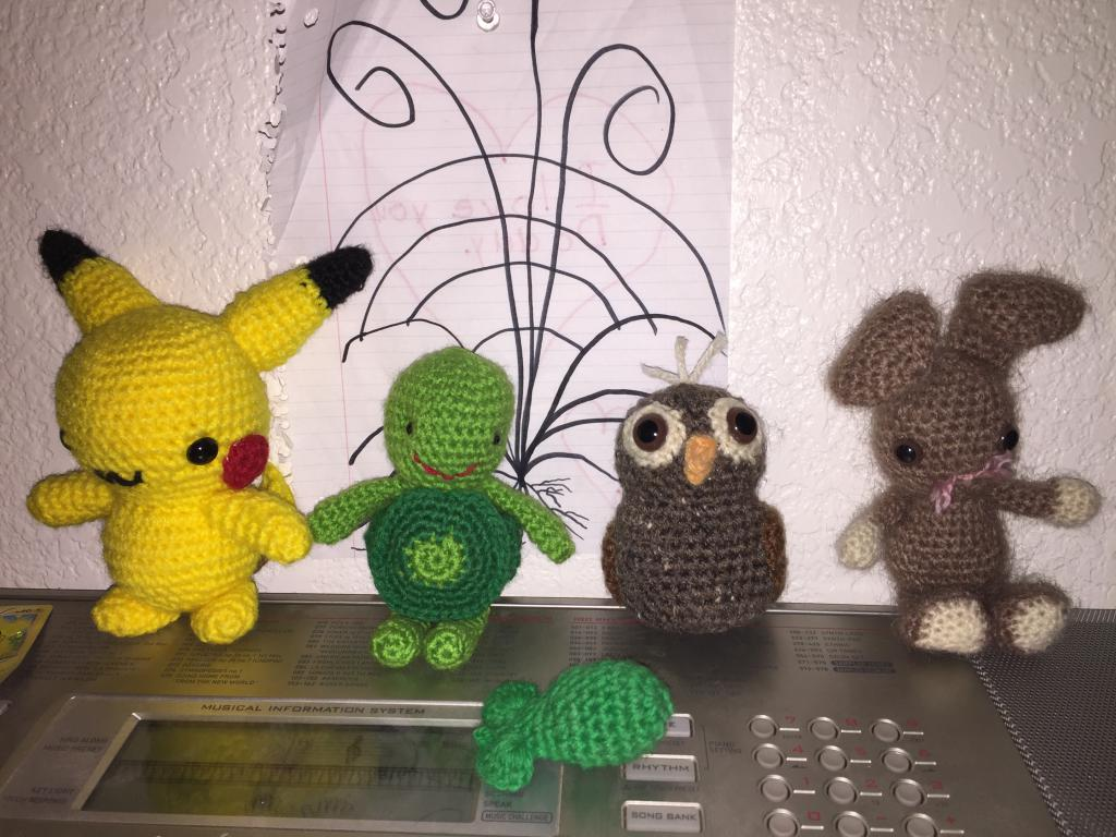 More Crochet Critters and Stuff-image.jpg
