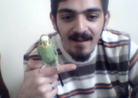 Behold! Goku and I